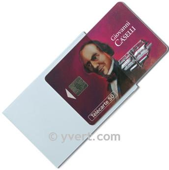 Single protection PHONECARDS