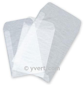 CRYSTAL CLEAR ENVELOPE PACK (8.5cm X 12.5cm)