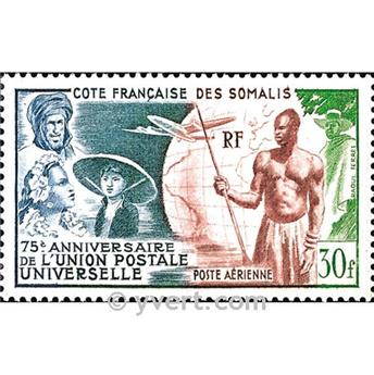nr. 23 -  Stamp French Somaliland Air Mail
