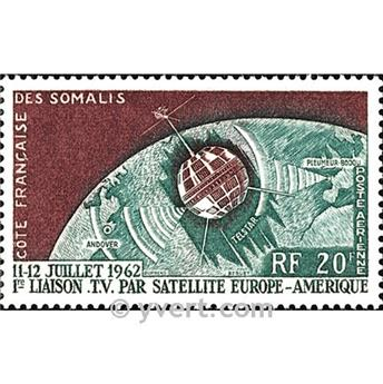 nr. 33 -  Stamp French Somaliland Air Mail