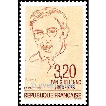 n° 2641 -  Selo França Correios