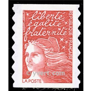 nr. 15 -  Stamp France Self-adhesive