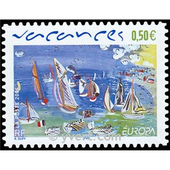 n° 42 -  Selo França Autoadesivos