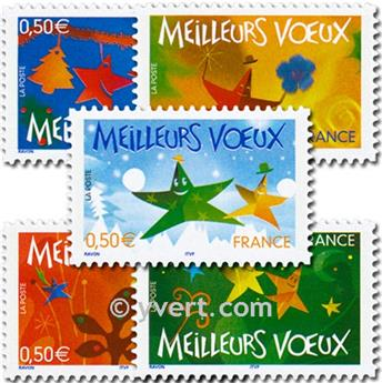 nr. 44/48 -  Stamp France Self-adhesive