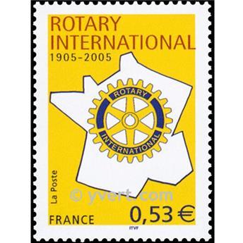 n° 52 -  Selo França Autoadesivos