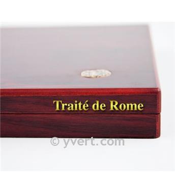 ETIQUETTE TRAITE DE ROME