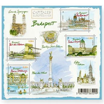 nr. F4538 -  Stamp France Mail