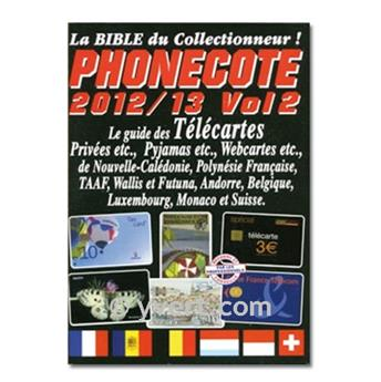 PHONECOTE 2012/2013 Vol. 2