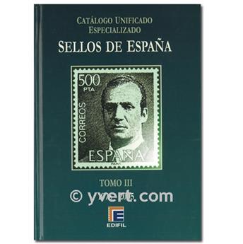 ESPAGNE : SPÉCIALISÉ ÉPOQUE JUAN CARLOS (1975-2005)