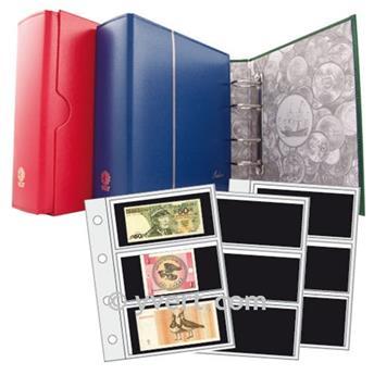 Album GALION + 20 recambios (3 compartimentos)