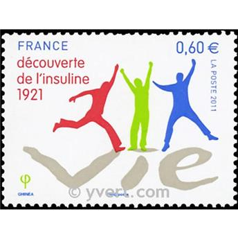 n° 4630 -  Timbre France Poste