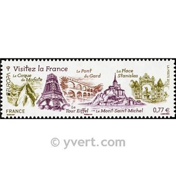 nr. 713 -  Stamp France Self-adhesive