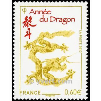 n.o 4631 -  Sello Francia Correos