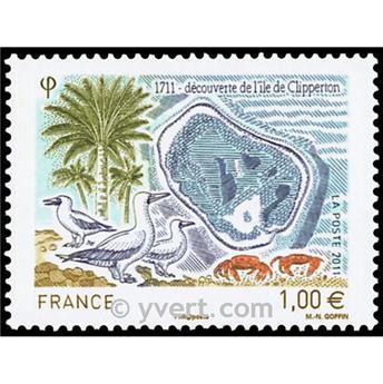 n.o 4611 -  Sello Francia Correos