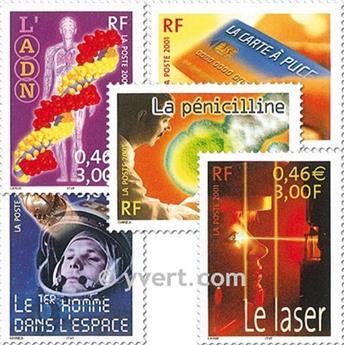n.o B3422 -  Sello Francia Correos