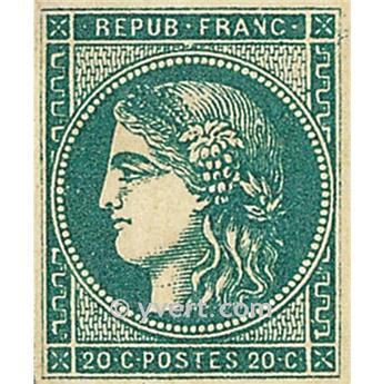 n° 45B obl. - Cérès (Émission de Bordeaux)