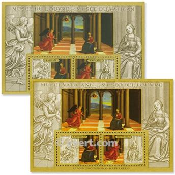 2005 - Joint issue-France-Vatican