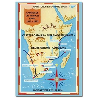 CATALOGUE DES PERIPLES IONYL - 1947/1972