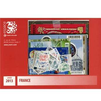 n° 4711/4831  - Timbre France Année complète  (2013)