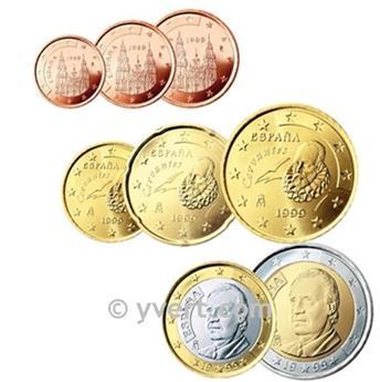 KIT EURO ESPAÑA 2002