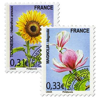 n° 257/258 -  Timbre France Préoblitérés