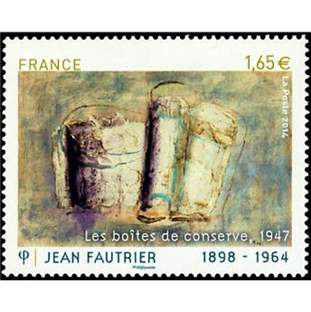 n° 4888 - Sello Francia Correo