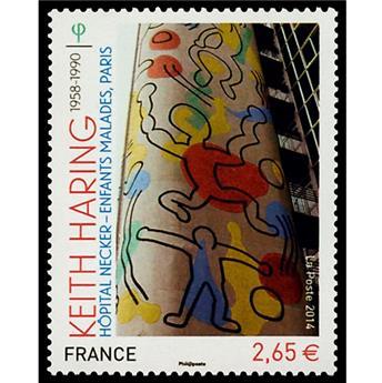 n° 4901 - Sello Francia Correo
