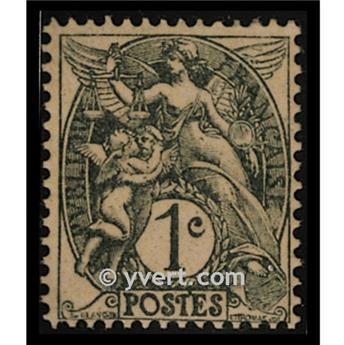 nr. 107 -  Stamp France Mail
