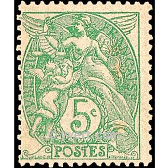 n.o 111 -  Sello Francia Correos