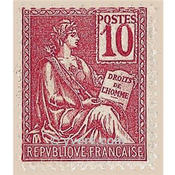 n° 116 -  Timbre France Poste