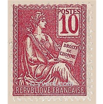 n.o 116 -  Sello Francia Correos