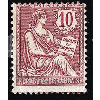 nr. 124 -  Stamp France Mail