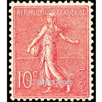 n.o 129 -  Sello Francia Correos