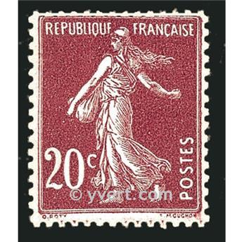 n° 139 -  Selo França Correios