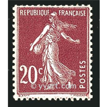 n° 139 -  Timbre France Poste