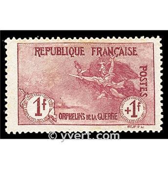 n° 154 -  Selo França Correios