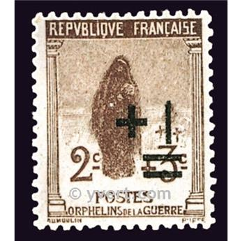 n° 162 -  Timbre France Poste