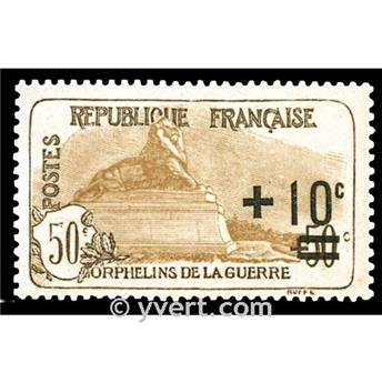 n° 167 -  Timbre France Poste