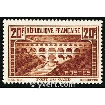 nr. 262A -  Stamp France Mail