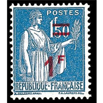 n.o 485 -  Sello Francia Correos