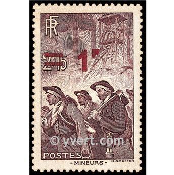 n.o 489 -  Sello Francia Correos
