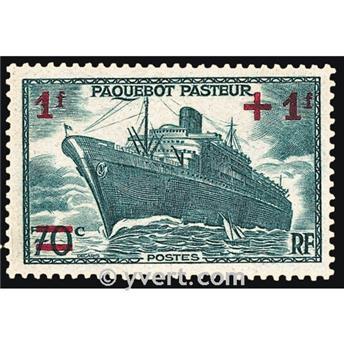 n.o 502 -  Sello Francia Correos