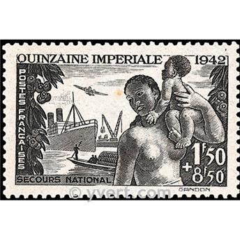 nr. 543 -  Stamp France Mail