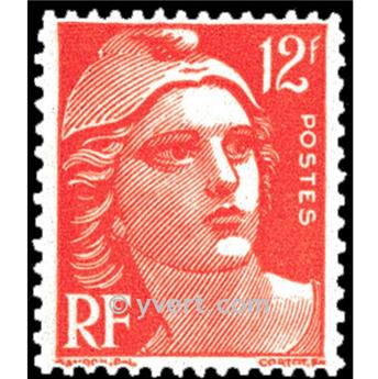 n.o 885 -  Sello Francia Correos