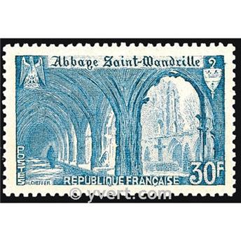 n° 888 -  Selo França Correios