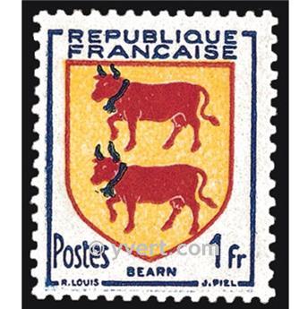 n.o 901 -  Sello Francia Correos
