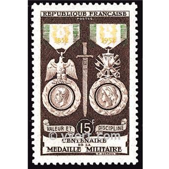 n° 927 -  Selo França Correios