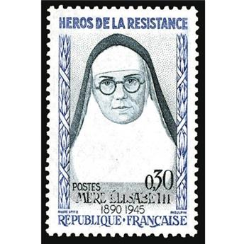 n° 1291 -  Selo França Correios