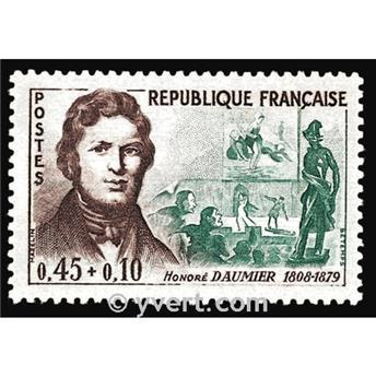 n° 1299 -  Selo França Correios