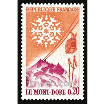 n° 1306 -  Timbre France Poste